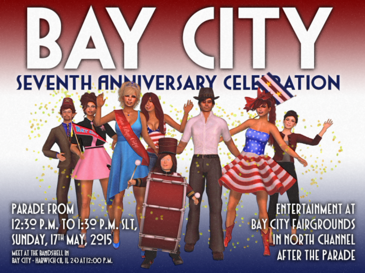 Bay City 7th Anniversary Celebration