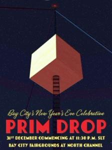 Prim Drop Poster
