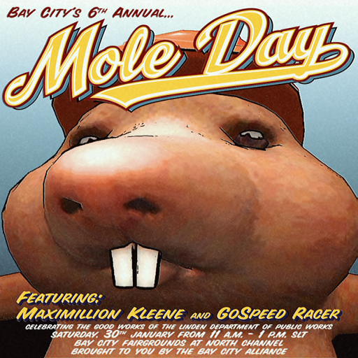 Mole Day 2016