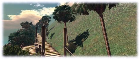 Temple of the Prim - walkway